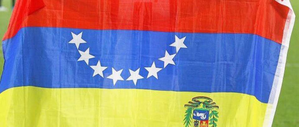 Venezuela: deporte solidario, dolor de patria
