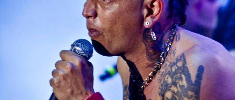David Viola, el escritor del punk en Medellín