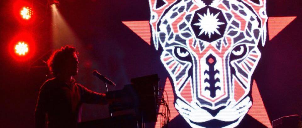 Doctor Krápula en la edición 2014 del Festival. Foto por: Catalina Zuluaga González