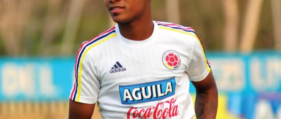 """Llego al mejor club de América"": Wílmar Barrios"