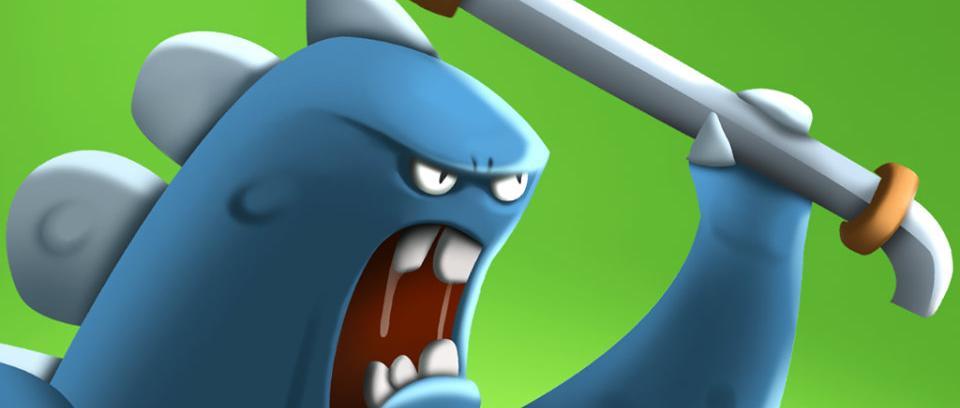 Brainz nos presenta su nuevo videojuego 'World War Doh'