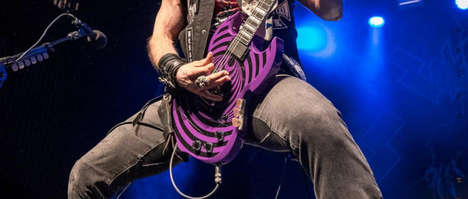 Zakk Wylde regresa a Colombia con tributo a Black Sabbath