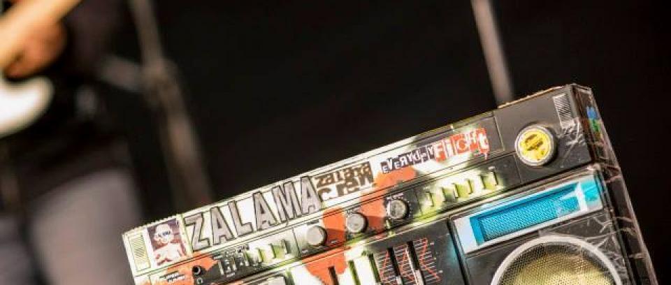 Zalama Crew junto a Los Rakas presentan 'No Tan Listo'